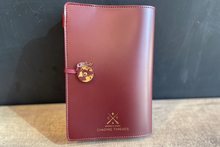Stitch USA Travel Notebook Maroon