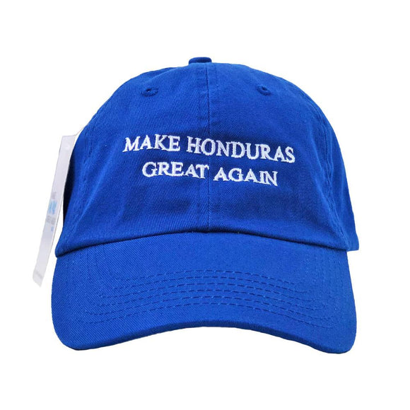 La Nacional Hondureña Gorra Azul | Make Honduras Great Again