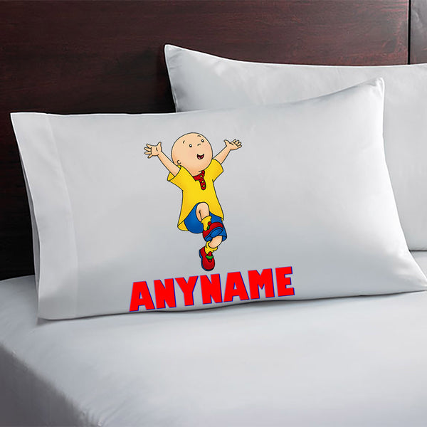 Caillou Personalized Pillow Case