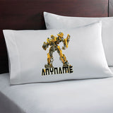 Transformers Bumblebee Custom Pillow Case