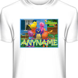 Backyardigans Personalized T-Shirt