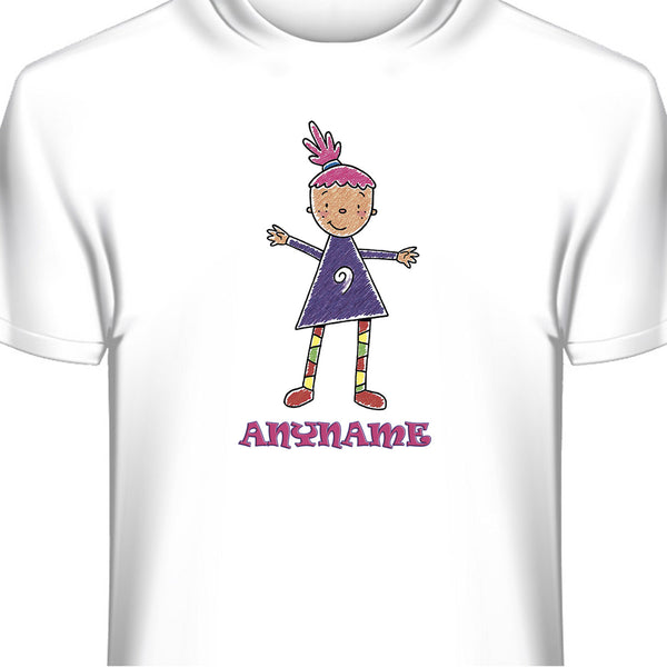 Pinky Dinky Doo Personalized T-Shirt