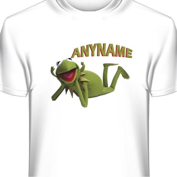 Kermit The Frog Personalized T-Shirt