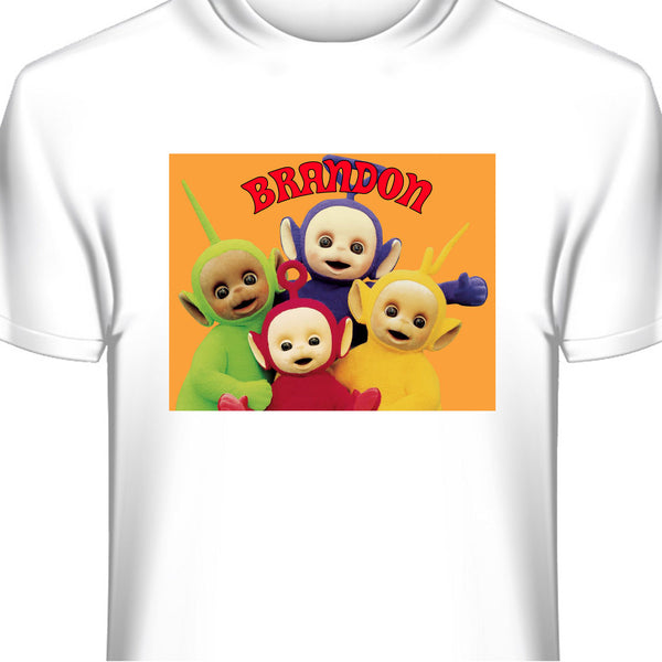Teletubbies Personalized T-Shirt