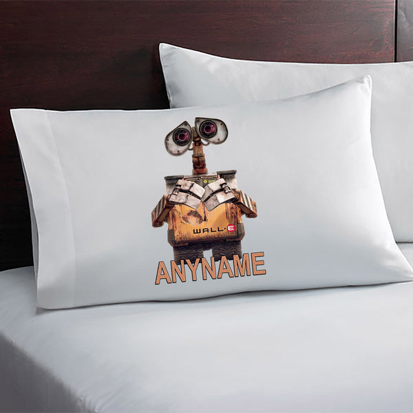 Wall E Personalized Pillow Case