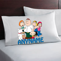 Personalized Family Guy Pillow Case