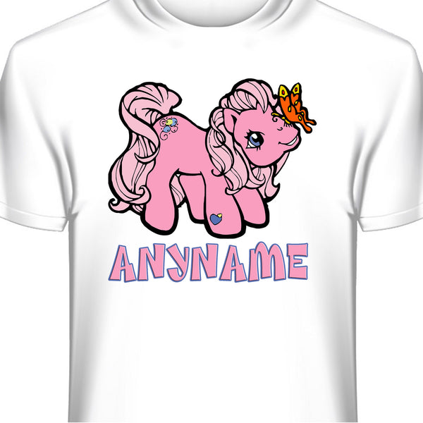 My Little Pony Personalized Custom T-Shirt