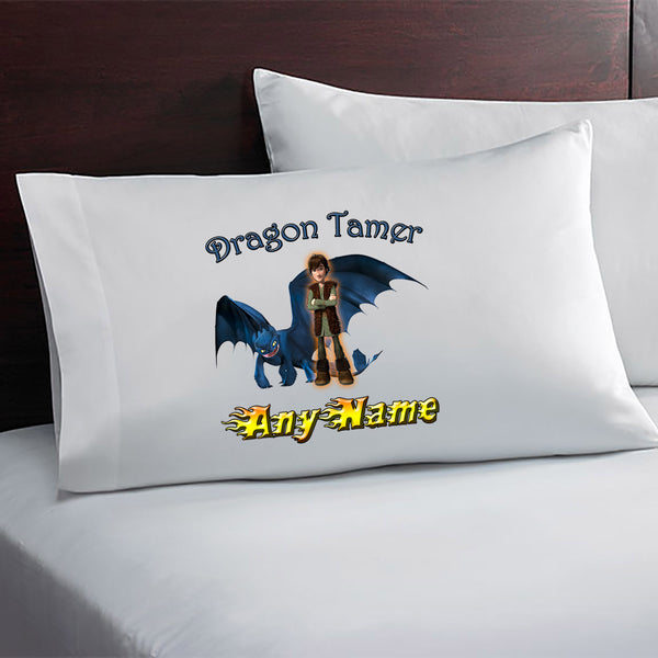 How to Tame Your Dragon Custom Printed Pillow Case