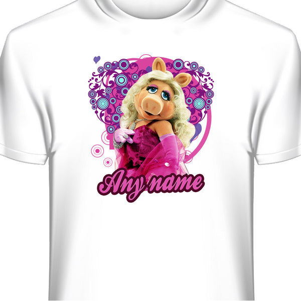 Miss Piggy Personalized T-Shirt