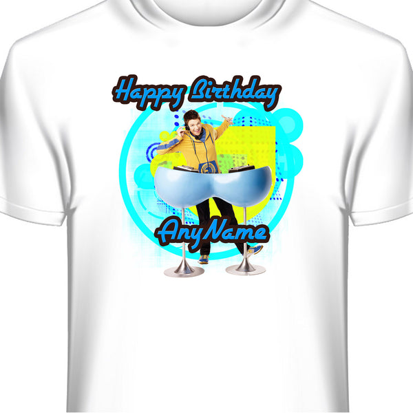 Twist Fresh Beat Band Personalized Birthday T-Shirt
