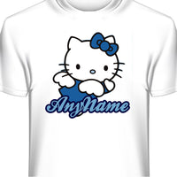 Hello Kitty Personalized Custom T-Shirt