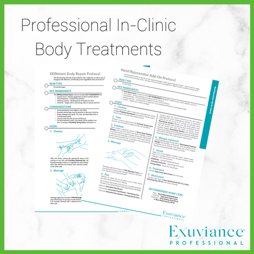 Professional In-Clinic Body Treatments