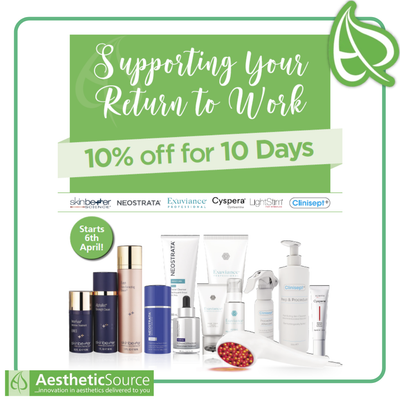 10% Off For 10 Days