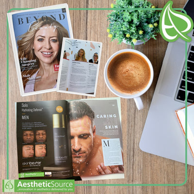 skinbetter science in Beyond Beauty Magazine