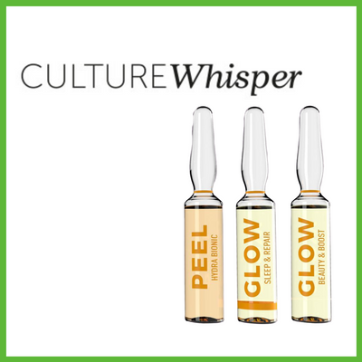 Peel2Glow in Culture Whisper
