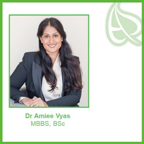 Dr Amiee Vyas's Mentoring Opportunity