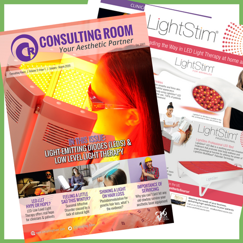 LightStim in Consulting Room