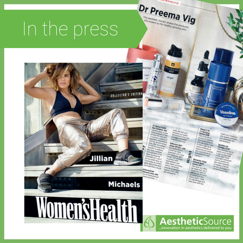 NeoStrata in Women's Health Magazine
