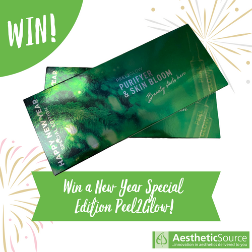 WIN: New Year Special Edition Peel2Glow
