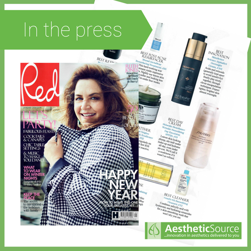 skinbetter science® in Red Magazine
