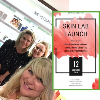 Neostrata and Exuviance Showcased at Skin Lab Launch