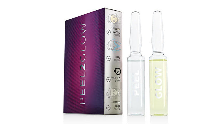 Peel2Glow Skin Bloom 2 - 2 ampoules (1 treatment)