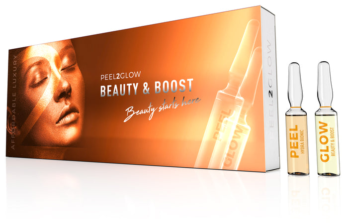 Beauty & Boost PEEL2GLOW