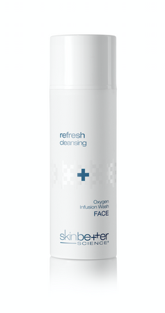 skinbetter science® Refresh Oxygen Infusion Wash