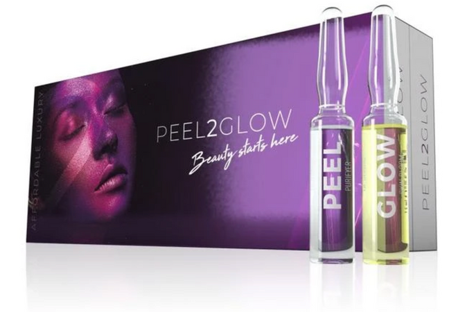 Skin Bloom PEEL2Glow