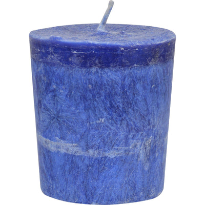 Aloha Bay Votive Candle - Night Sky - Case Of 12 - 2 Oz