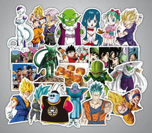 Dragon Ball Z Stickers