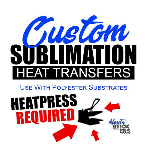 Sublimation Heat Transfers