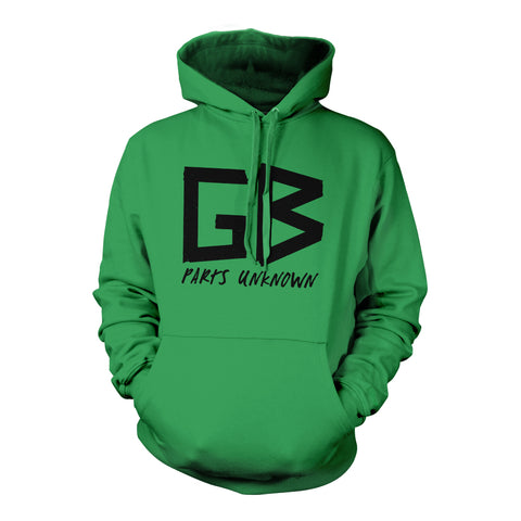 Green Bastard Parts Unknown Hoodie