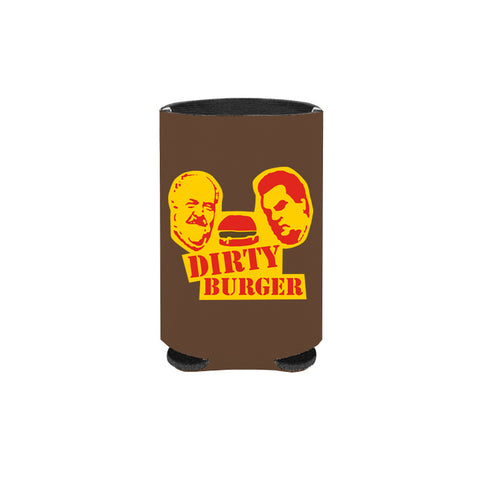Dirty Burger Koozie
