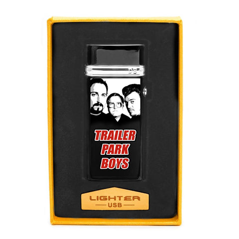TPB Logo Plasma Lighter