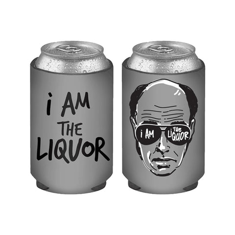 "Lahey ""I Am The Liquor"" Koozie"