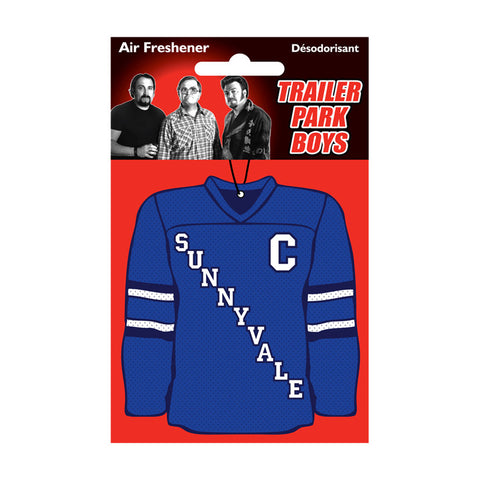 Hockey Jersey Air Freshener