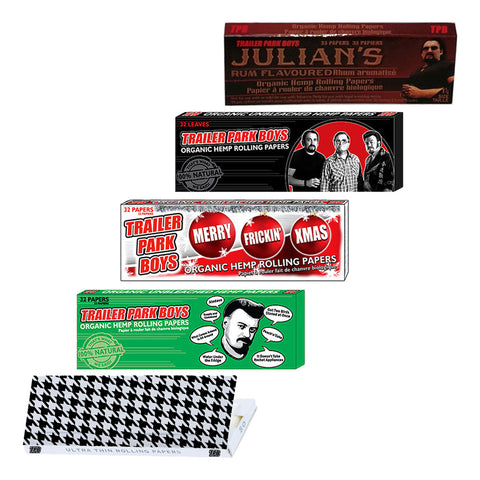 TPB Rolling Papers (6 Packs)