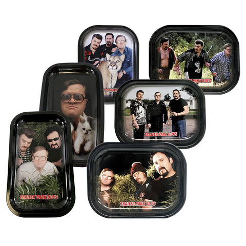 TPB Medium Rolling Trays