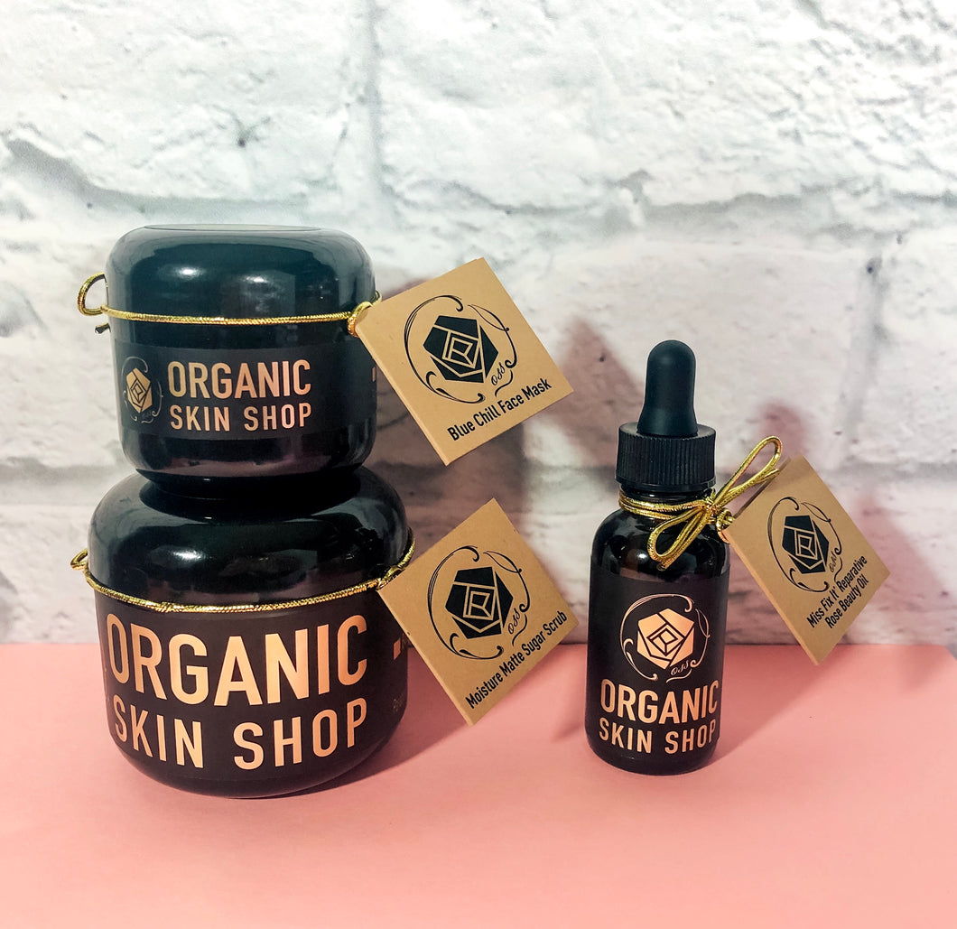 Balance Bundle for oily skin