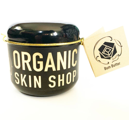 Bum Butter Cellulite Diminishing DETOX Body Butter  - Organic Skin Shop