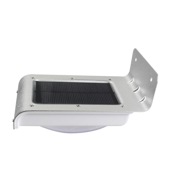 Solar Powered Waterproof Garden Security Light With Motion Sensor