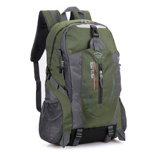 Outdoor Men's Military Nylon Travel Backpack Waterproof Woman Hiking Back Pack Laptop School Fishing Bags Ultralight Backpacks