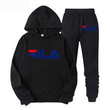 Copy of 2019 New Two Pieces Set Fashion Hooded Sweatshirts Sportswear Men Tracksuit Hoodie Autumn Brand Clothes Hoodies+Pants men sets