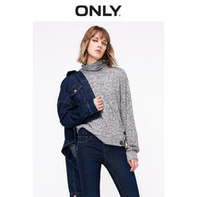 ONLY Women's Loose Fit Drapery Pullover Knit | 11919S556