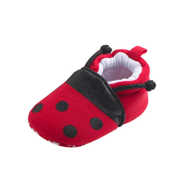 Lovely baby girls shoes Toddler First Walkers Baby Shoes Round Toe Flats Soft Slippers Shoes baby drop shipping