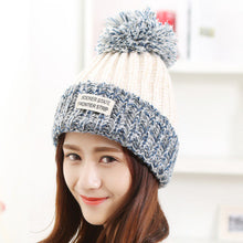 Stylish Women Winter Hats Fashionable Crotchet Knit Beanie Cap Hat Warm for Women Girls