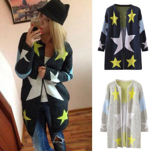 Fashion Stares Printed Winter Coat Womens Long Jackets Warm Slim Coat Outwear Coats Long Manteau Femme Abrigos Mujer #3
