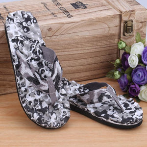 Men Summer Camouflage Flip Flops Shoes Sandals Slipper indoor & outdoor