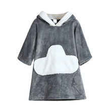 Infant Toddler Baby Girls Boys Clouds Warm Hoodie Winter Tops Casual Clothes